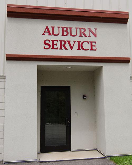 Auburn Service Garage